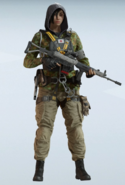 Hibana SAT Paratrooper Uniform
