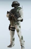 Jager Winter Moon Uniform