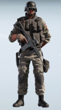 Thermite Pixel Terrain Uniform