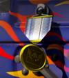 Valkyrie Medallion Charm