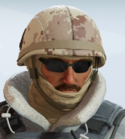 Buck Burning Silt Headgear