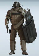 Montagne Palewood Uniform