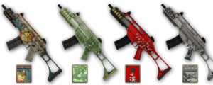 R6 Siege Weapon Skins Example