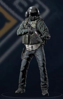 R6S Jäger M870