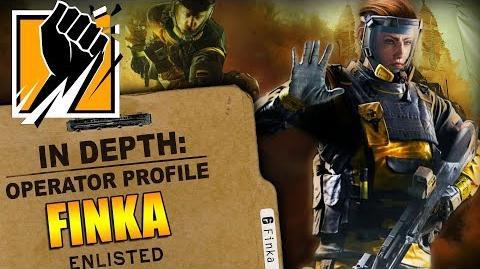 Rainbow Six Siege - In Depth How to Play FINKA - Operator Profile