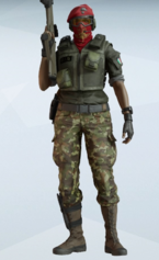 Alibi Default Uniform
