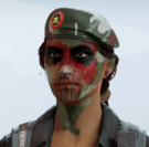 Caveira Bloodwood Headgear