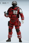 Doc Field Medic Uniform