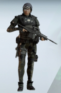 Dokkaebi Blackout Uniform