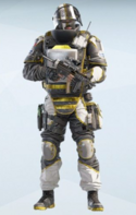 Rook Cosmic Nexus Uniform