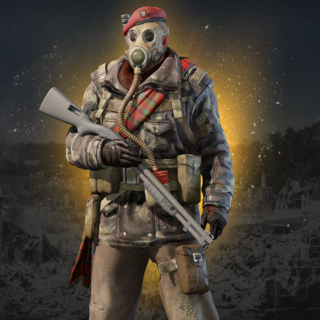 Sledge's L Detachment Elite Set (In-Game)