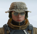 Zofia Arabian Desert Headgear