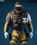 Doc Decontamination Uniform
