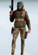 Ela Wild Chase Uniform