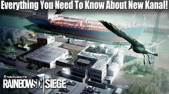 Kanal Rework Side By Side Comparison Rainbow Six Siege