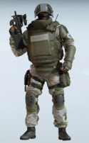 Rook Palewood Uniform