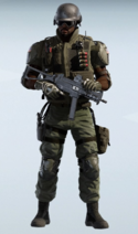Castle Paramilitary Uniform