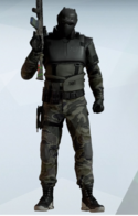 Vigil Blackout Uniform