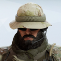 Blackbeard Sandroot Headgear