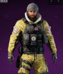 Buck Decon Uniform