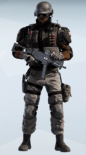 Castle Concrete Directive Uniform