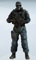 Mute Default Uniform