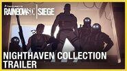 Rainbow Six Siege Operation Shifting Tides - Nighthaven Trailer Ubisoft NA