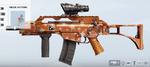 Ash's Gift Weapon Skin