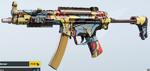 Skull MP5 Skin