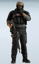 Blackbeard Nobleman Uniform