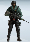 Jackal Default Uniform