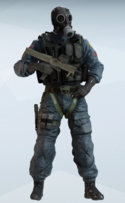 Smoke Default Uniform