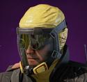Thermite Isolation Headgear