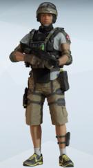 Lesion Default Uniform