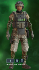 Lesion Rotten Uniform