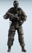 Smoke Nightworks Uniform