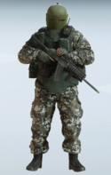 Tachanka Moonlit Copse Uniform