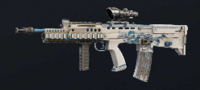 White Dragon L85A2 Skin
