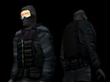 Black Suit Rainbow Six