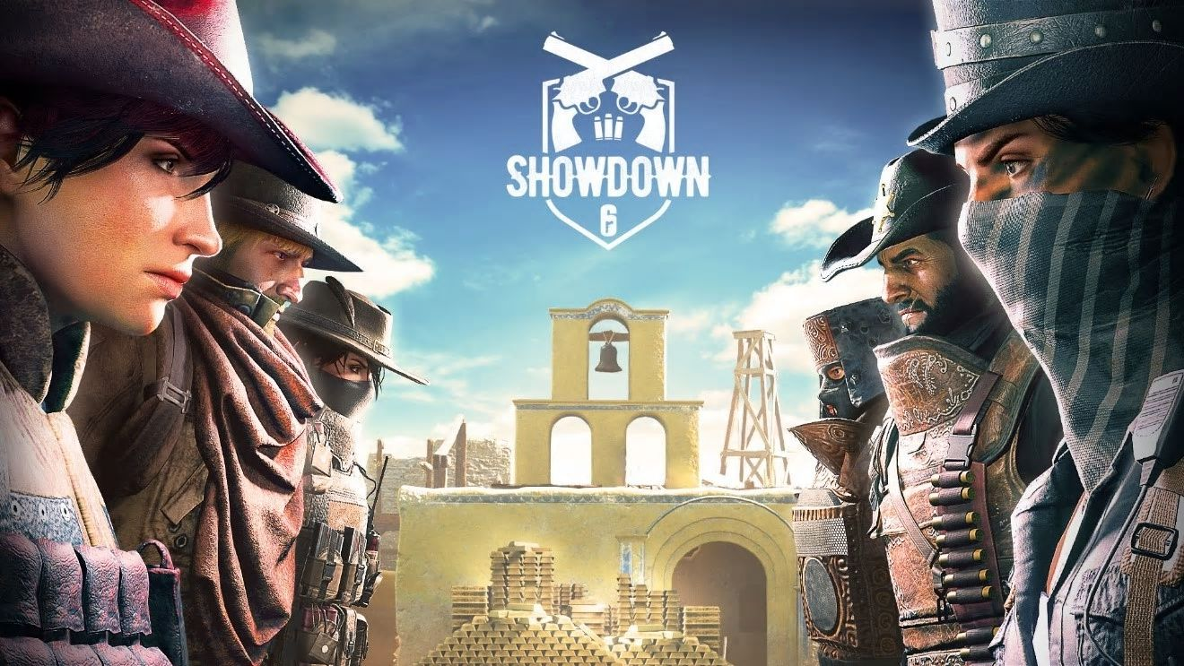 Showdown | Rainbow Six Wiki | FANDOM powered by Wikia
