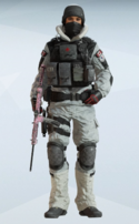 Frost Default Uniform