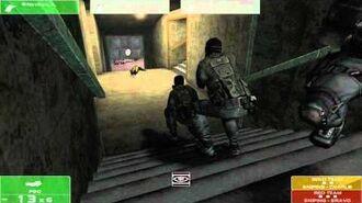 Rainbow Six 3 Raven Shield - City Street Large (Terrorist Hunt)
