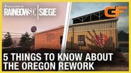 Rainbow Six Siege 5 Things To Know About the Oregon Rework w Get Flanked Ubisoft NA