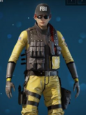 Ash Decon Uniform