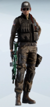 Ash KT Highlander Camo Uniform