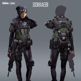 Dokkaebi concept art #1