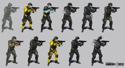 Echo concept designs
