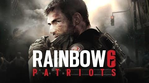 How Patriots Became Siege - Investigating Rainbow 6 Patriots
