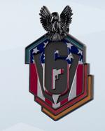 Team USA 2020 Charm