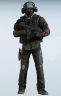 Bandit Road Hog Uniform